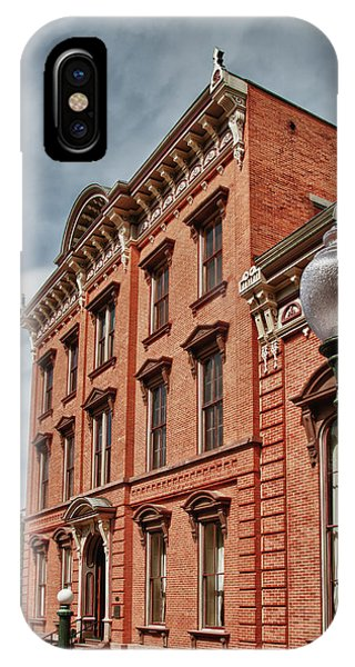 Canfield Casino 8802 IPhone Case