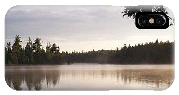 Canisbay Lake - Panorama IPhone Case