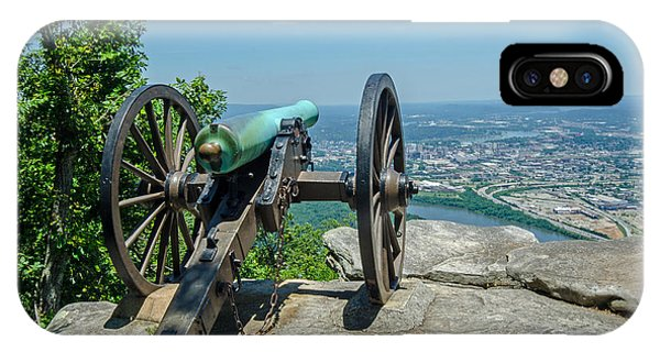 Cannon At Point Park IPhone Case