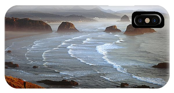 Cannon Beach At Sunset IPhone Case