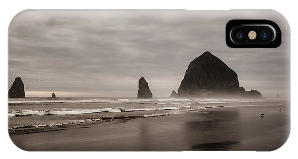 Cannon Beach Needles IPhone Case
