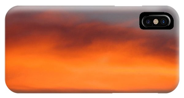 Canvas Sky IPhone Case