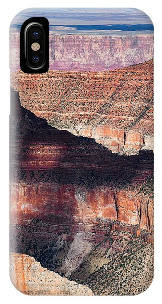 Grand Canyon iPhone Case - Canyon Layers by Dave Bowman