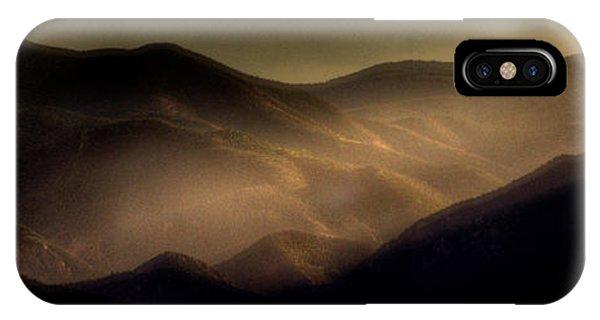Canyon Rain 11825 IPhone Case