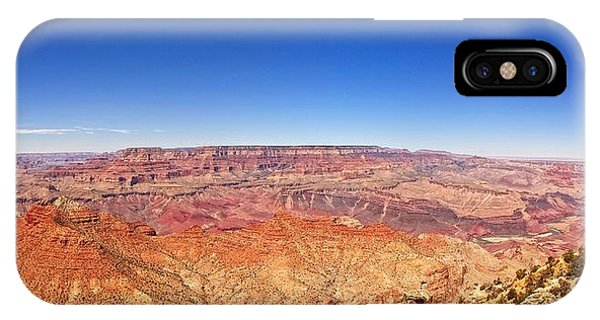 Canyon View IPhone Case