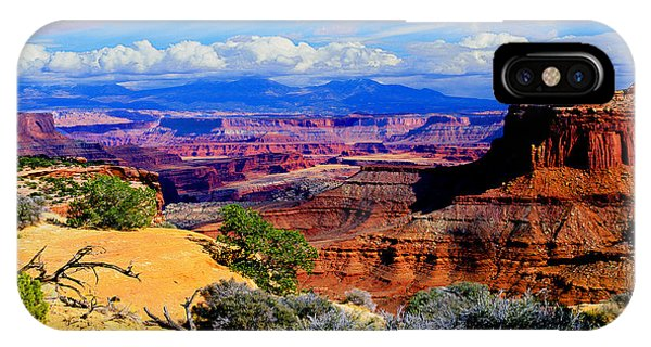 Canyonlands IPhone Case