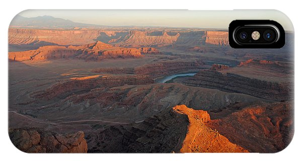 Canyonlands Np Dead Horse Point 21 IPhone Case