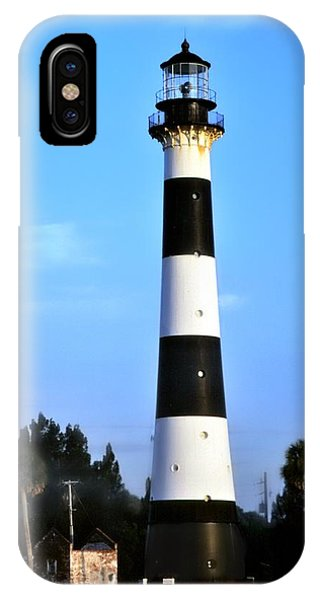 Cape Canaveral Light IPhone Case