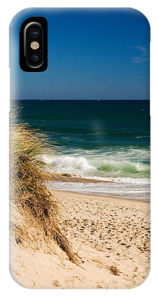 Cape Cod Massachusetts Beach IPhone Case
