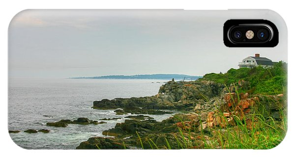 Cape Elizabeth Maine IPhone Case