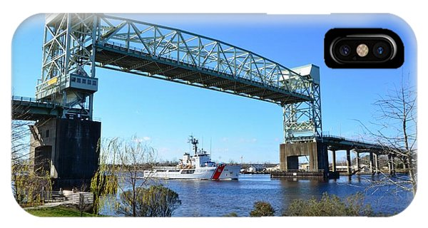 Cape Fear Draw Bridge  IPhone Case