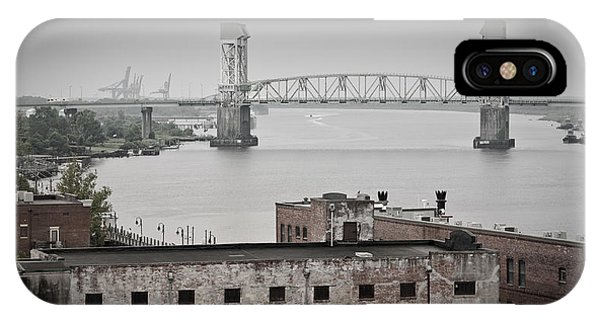 Cape Fear River - Photography By Jo Ann Tomaselli IPhone Case