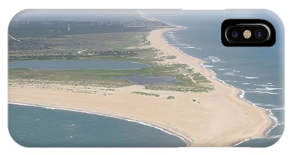 Cape Hatteras The Postcard IPhone Case