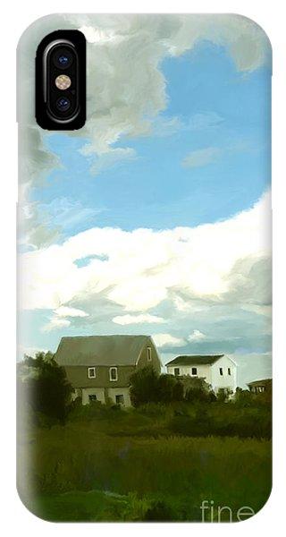 Cape House IPhone Case
