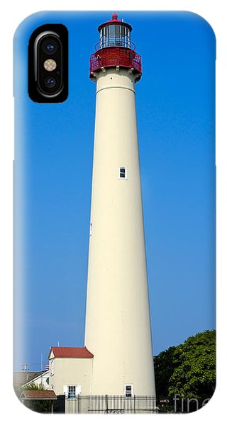 Cape May Lighthouse IPhone Case