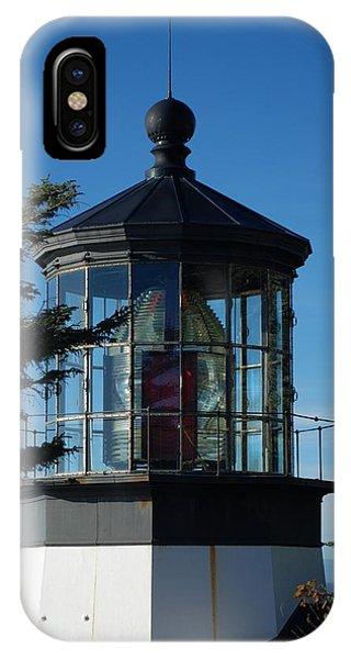 Cape Meares Lighthouse IPhone Case