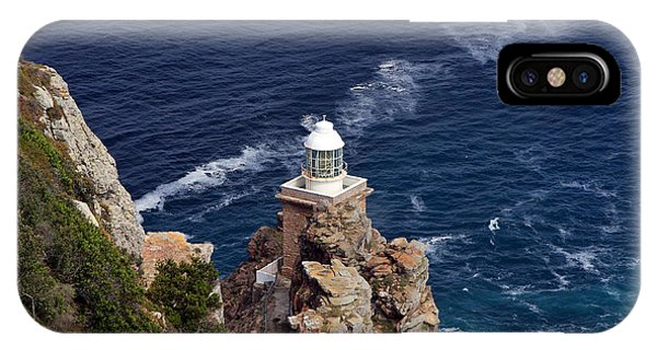 Cape Of Good Hope Lighthouse IPhone Case
