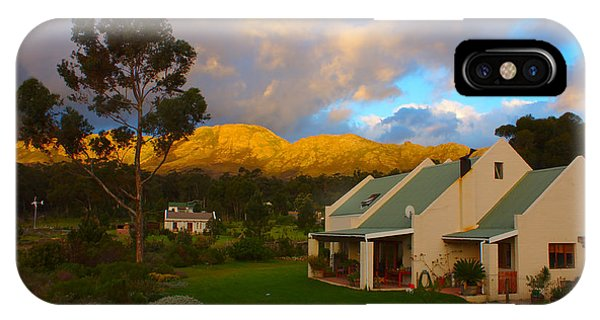 IPhone Case featuring the photograph Cape Sunset by Jeremy Hayden