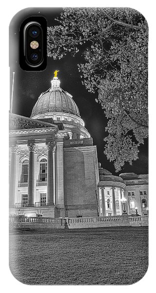 Capitol - Madison - Wisconsin IPhone Case