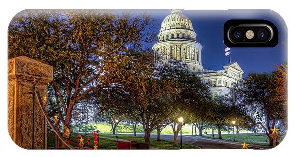 Capitol Stars IPhone Case