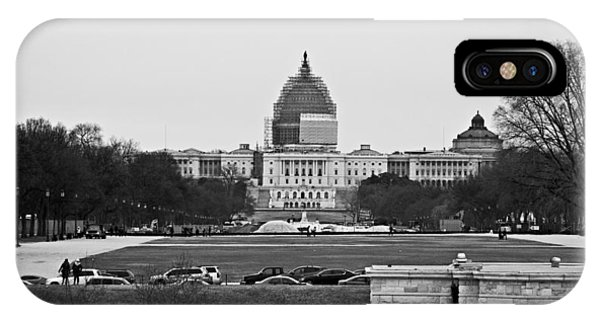Capitol View 2 IPhone Case
