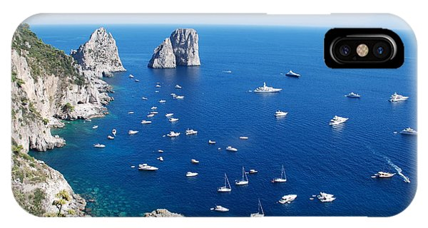 Capri  IPhone Case