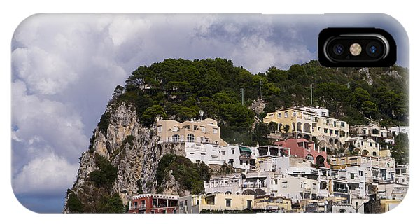Capri Magic IPhone Case