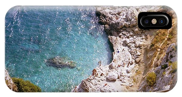 Capri Ocean Coast IPhone Case