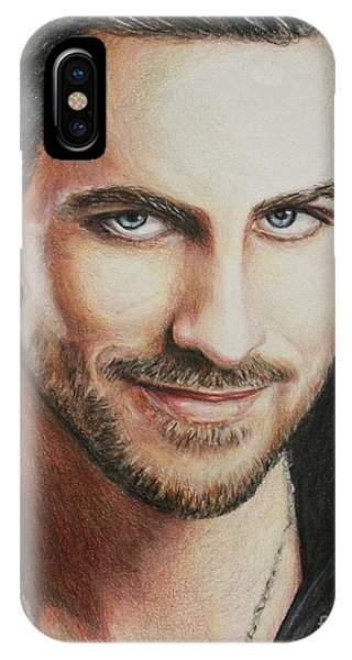 iPhone Case - Captain Hook by Christine Jepsen