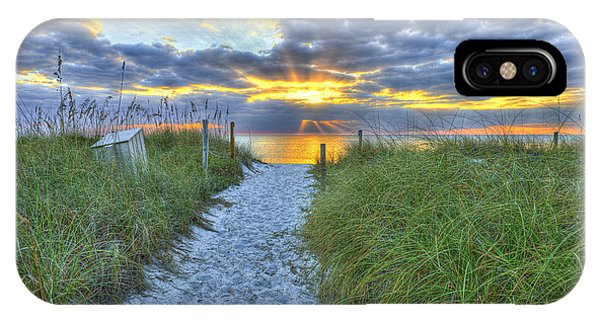 Captiva Sunset IPhone Case