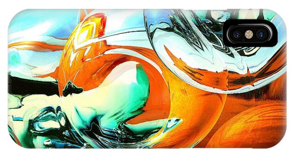 Car Fandango - Modern Art IPhone Case