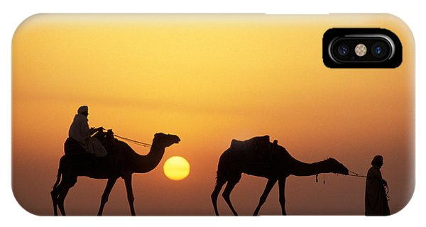 Caravan Morocco IPhone Case