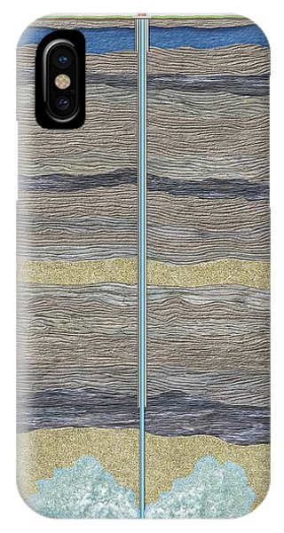 Carbon Capture And Storage Phone Case by Nicolle R. Fuller/science Photo Library