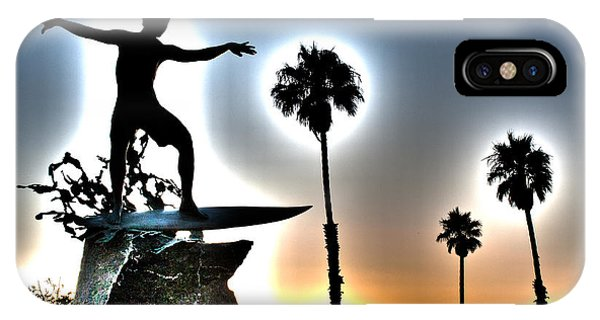 iPhone Case - Cardiff Kook by Ann Patterson