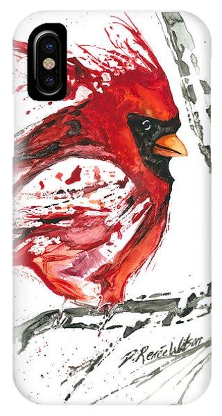 Cardinal Direction IPhone Case