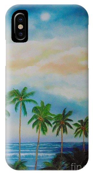 Caribbean Dream IPhone Case