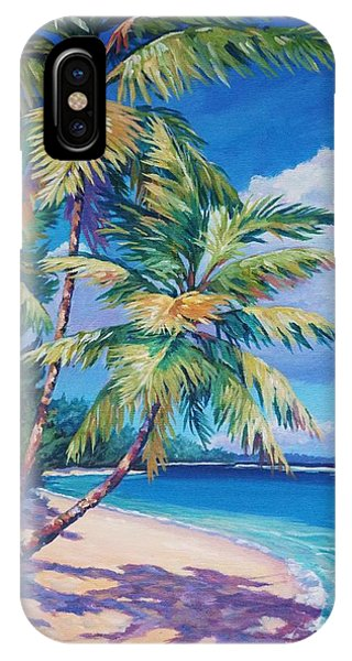 Caribbean Paradise IPhone Case