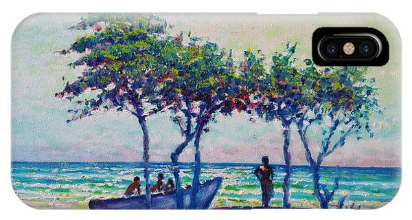 Caribbean Sun IPhone Case