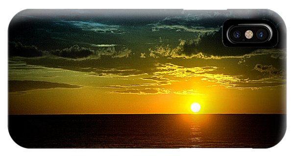 Caribbean Sunset ... IPhone Case