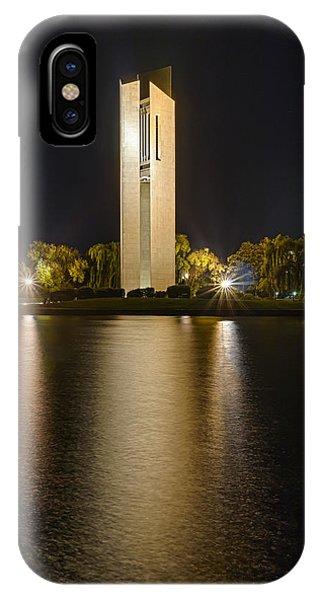 Carillon - Canberra - Australia IPhone Case