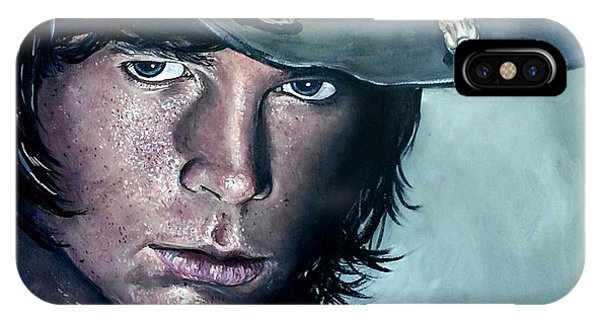 Carl Grimes IPhone Case