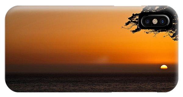 Carmel Sunset IPhone Case