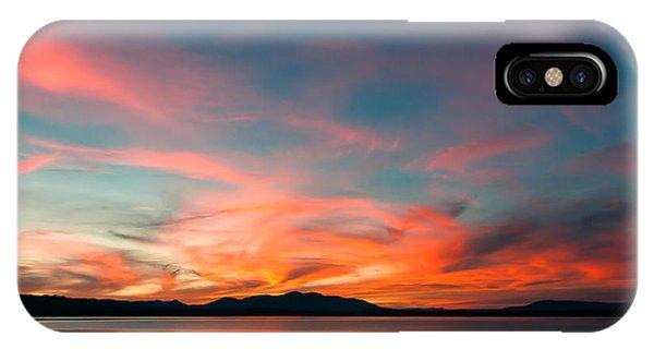 Carnival Sky IPhone Case