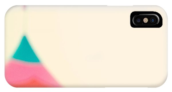 Carnival Tent Top IPhone Case