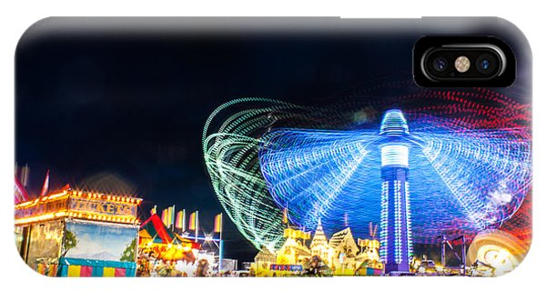 Carnival Whirl IPhone Case