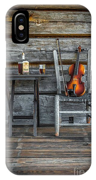 Carolina Fiddl'n IPhone Case