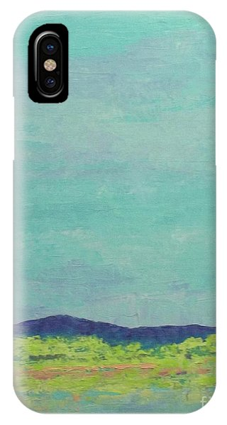 Carolina Spring Day IPhone Case