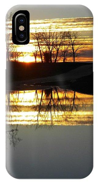 Carolina Sunrise IPhone Case