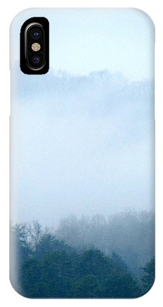 Carolina Winter Number Two IPhone Case