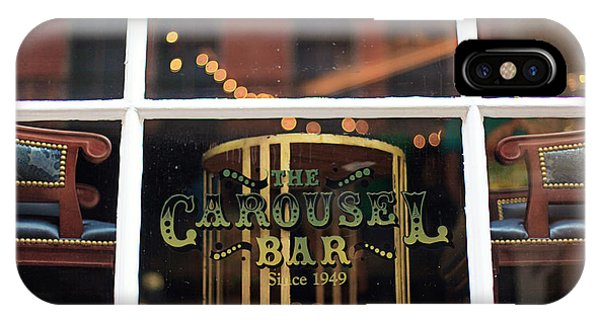 Carousel Bar IPhone Case